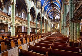 郑州旅游公司,河南旅游公司,郑州青年旅行社,渥太华圣母教堂