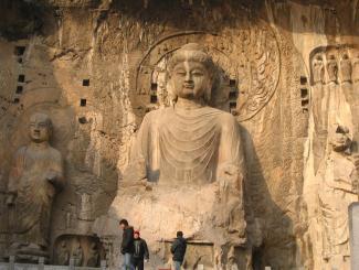 少林寺、洛阳龙门石窟