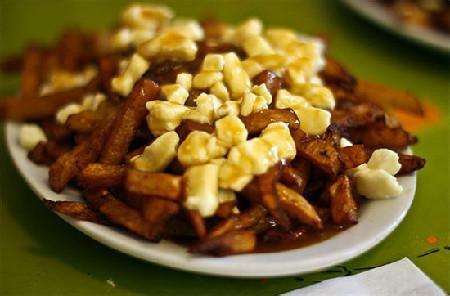 郑州旅游公司,河南旅游公司,郑州青年旅行社,加 拿大肉汁奶酪薯条