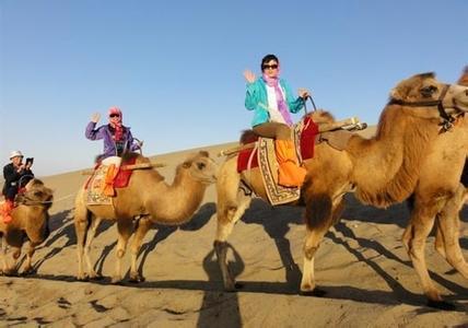 郑州旅游公司,河南旅游公司,中国青年旅行社,甘 肃丝绸之路节