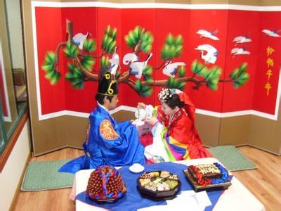 郑州旅游公司,河南旅游公司,郑州青年旅行社,韩 国婚礼习俗