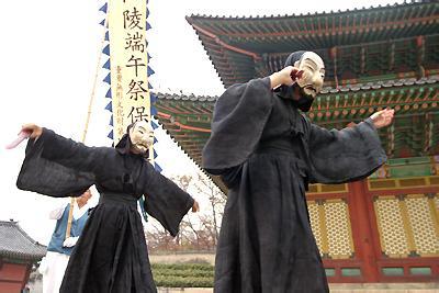 郑州旅游公司,河南旅游公司,郑州青年旅行社,韩 国江陵端午祭