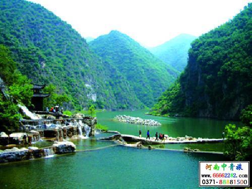 三门峡双龙湾-河南中青旅行社(官方网站)