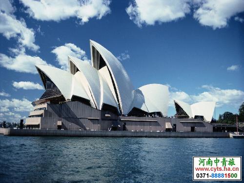 悉尼歌剧院-郑州旅行社