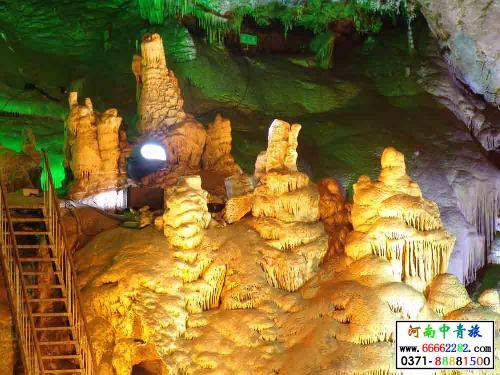 详细线路  河南省浮戏山雪花洞风景名胜区系
