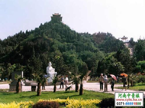 郑州到黄河风景区一日游-河南中青旅